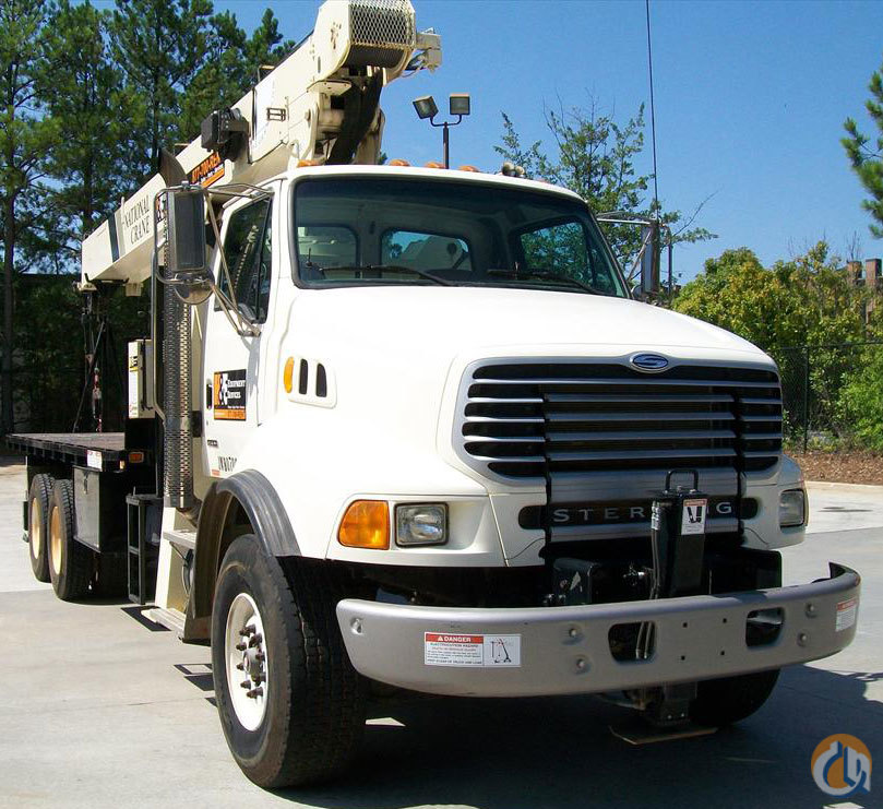 23 TON BOOM TRUCK Crane for Sale in Baton Rouge Louisiana on CraneNetworkcom