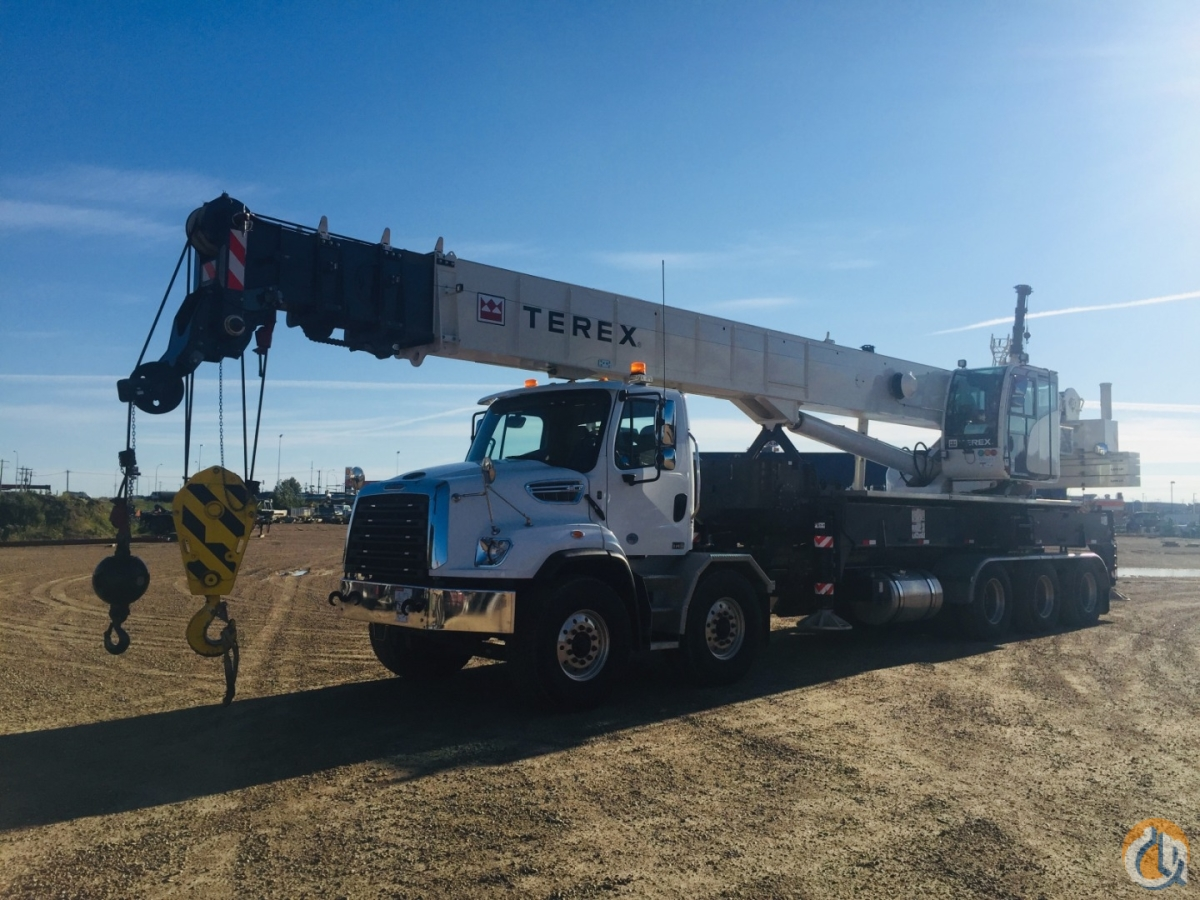 Sold 2016 TEREX CROSSOVER 8000 Crane for  in Nisku Alberta on CraneNetwork.com