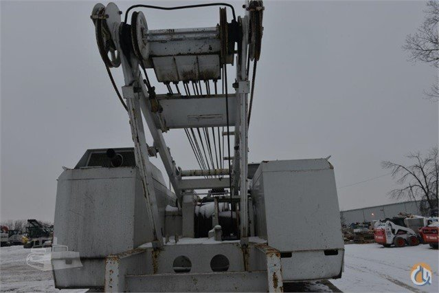1997 LINK-BELT LS-138H Crane for Sale in Cedar Rapids Iowa on CraneNetwork.com
