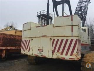 2004 Terex HC110 Crane for Sale in Lyon Charter Township Michigan on CraneNetwork.com