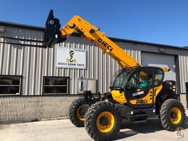 2018 Dieci I-10.44C Crane for Sale or Rent in Fort Pierce Florida on CraneNetwork.com