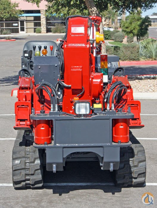 SPYDERCRANE URW376 Mini-Crawler Crane for Sale or Rent in Phoenix Arizona on CraneNetwork.com
