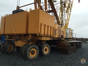 Sold 1974 AMERICAN 11250 SKYHORSE Crane for  on CraneNetwork.com