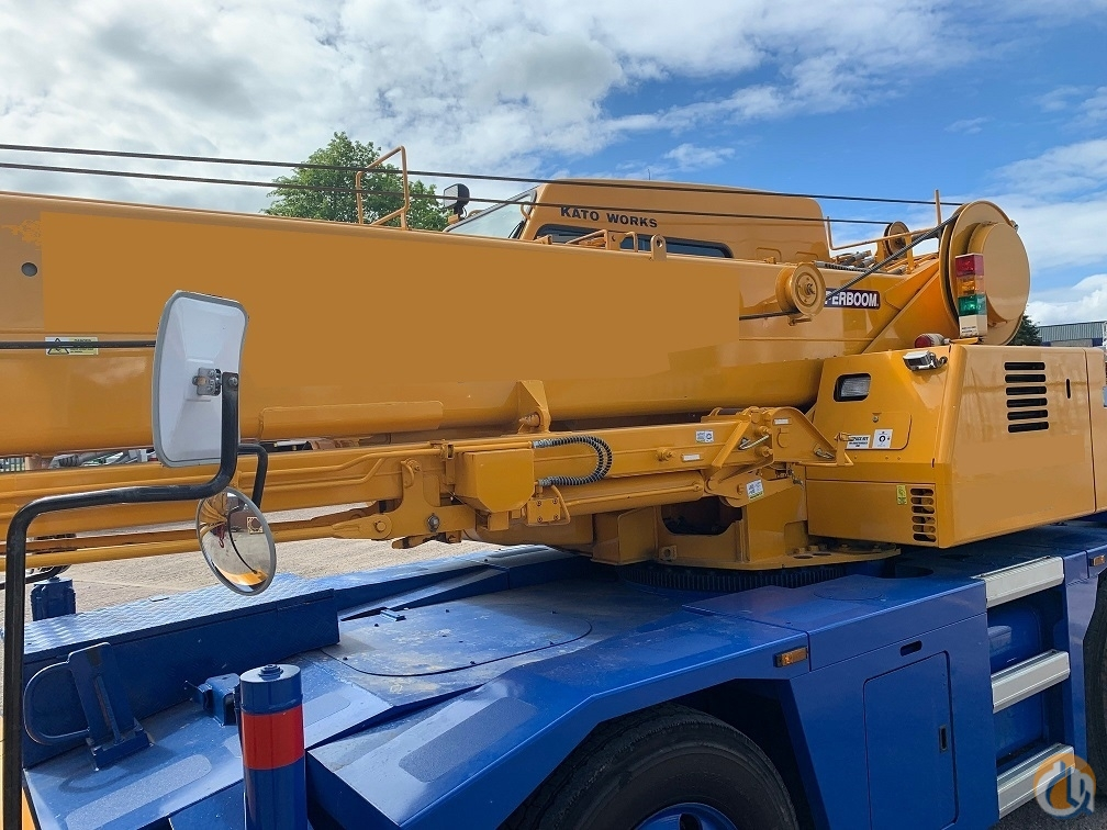 Kato - 13 Ton City Crane Crane for Sale in Cork County Cork on CraneNetwork.com