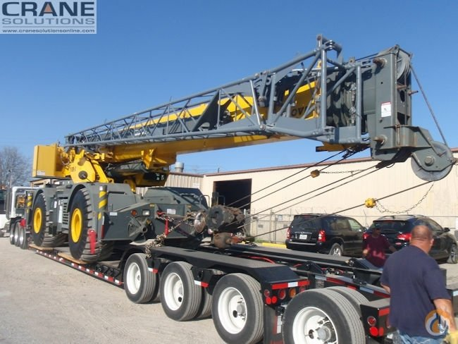 2012 GROVE RT765E Crane for Sale in Savannah Georgia on CraneNetworkcom