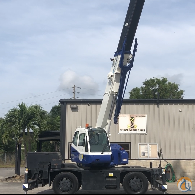 2007 Tadano GR150XL Crane for Sale or Rent in Fort Pierce Florida on CraneNetwork.com