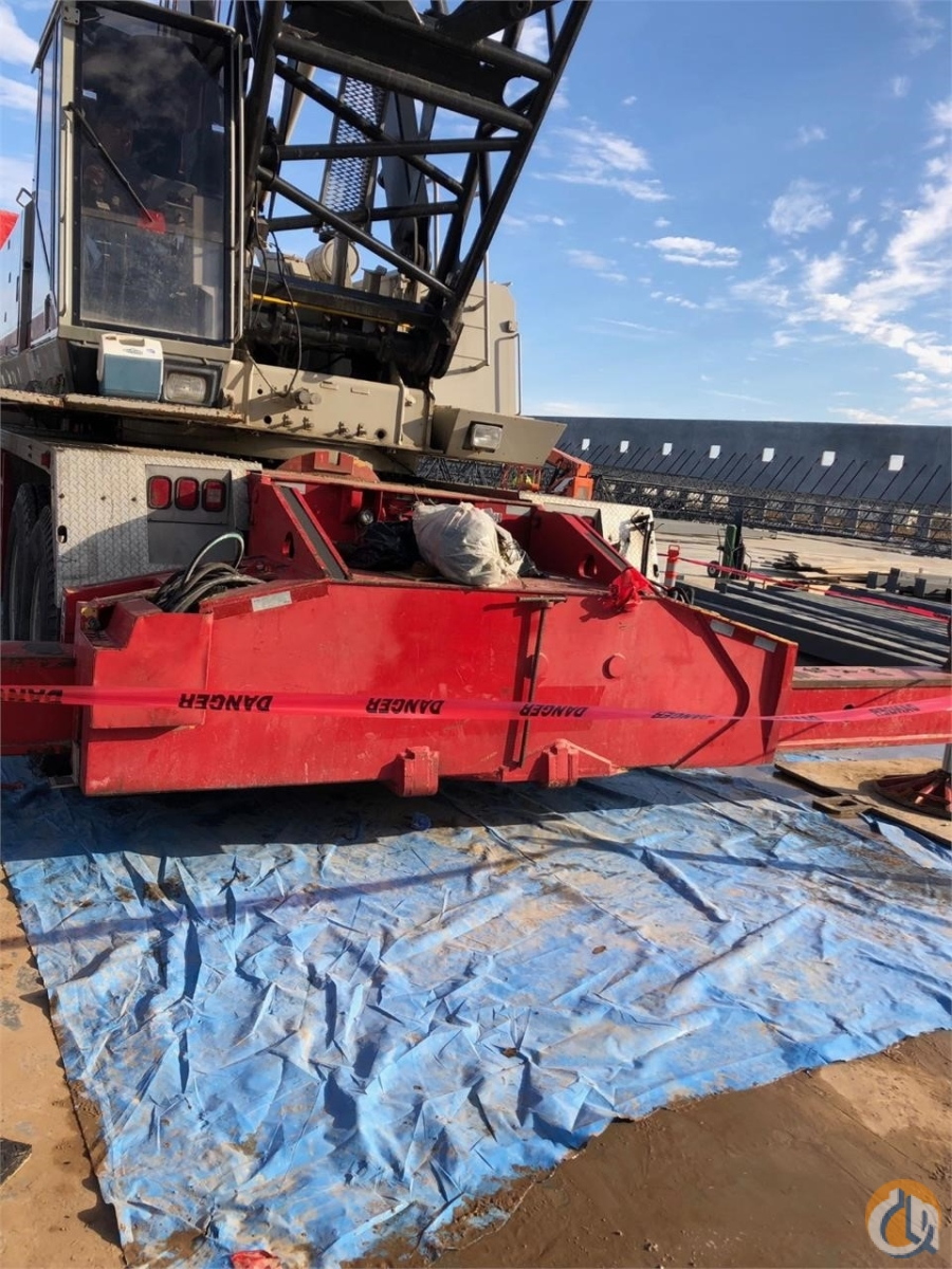 1997 LINK-BELT HC-248H Crane for Sale in San Leandro California on CraneNetwork.com