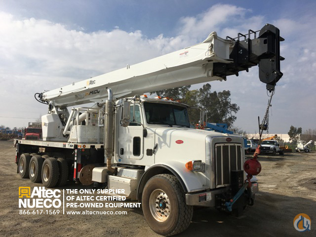 2013 ALTEC AC38-127S Crane for Sale in Dixon California on CraneNetwork.com