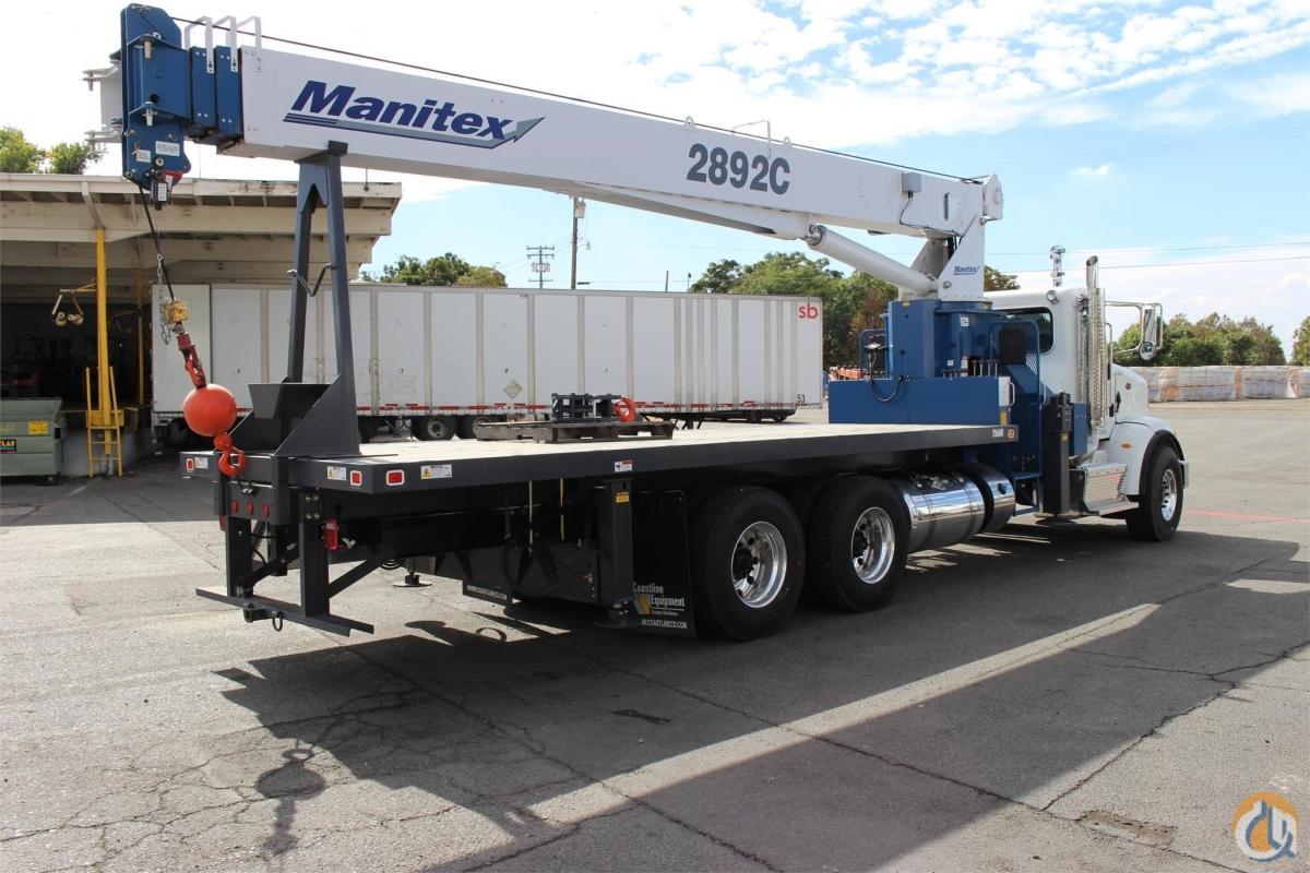 2014 MANITEX 2892C Crane for Sale or Rent in Sacramento California on CraneNetwork.com