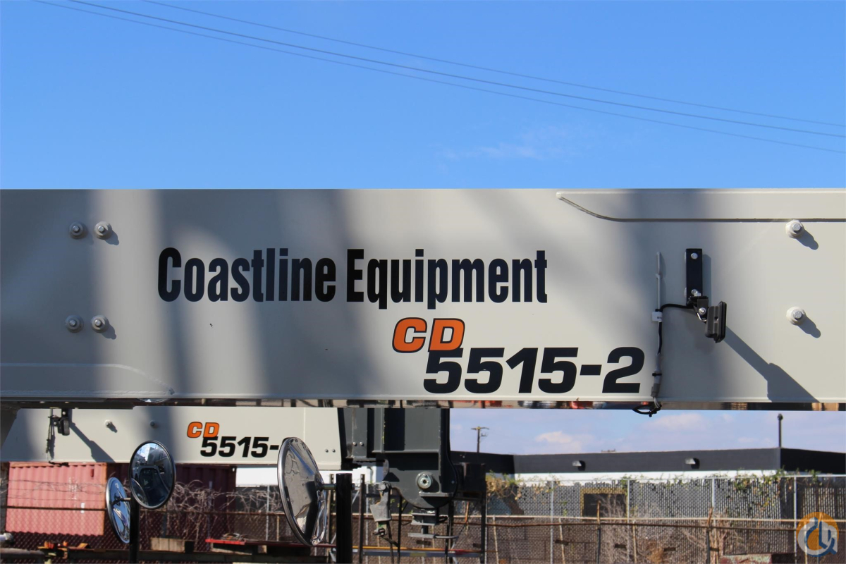 2014 SHUTTLELIFT CD5515-2 Crane for Sale or Rent in Santa Ana California on CraneNetwork.com