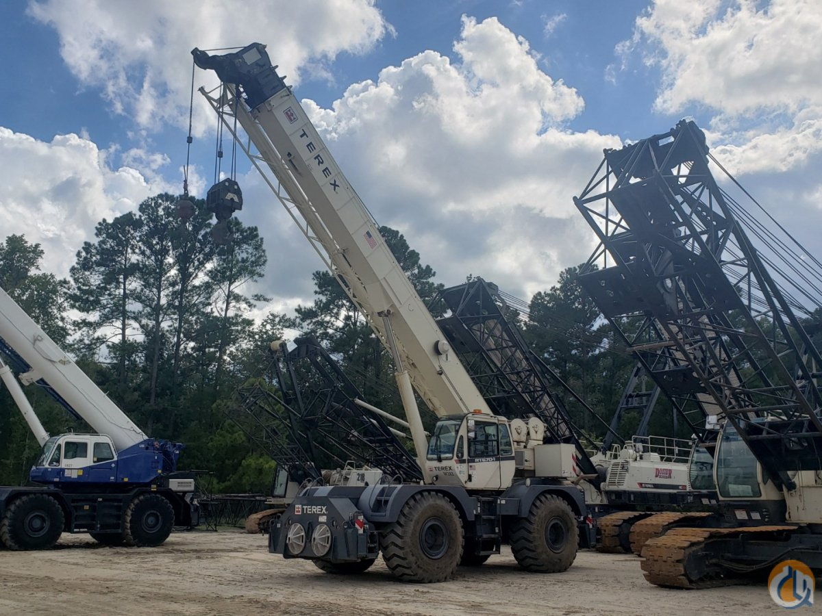 2012 TEREX RT-670 Crane for Sale or Rent in Savannah Georgia on CraneNetwork.com
