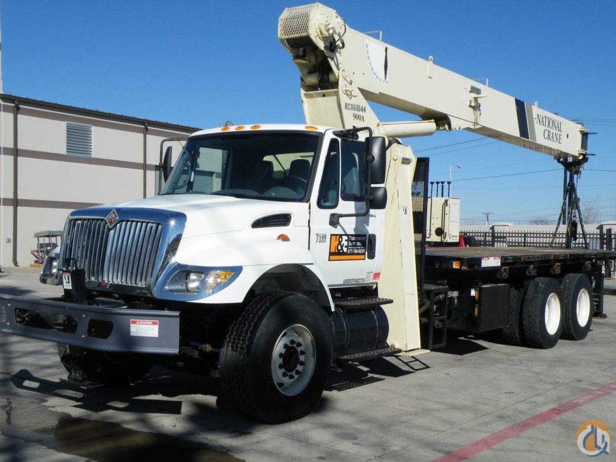 26 TON BOOM TRUCK Crane for Sale in Grand Prairie Texas on CraneNetwork.com