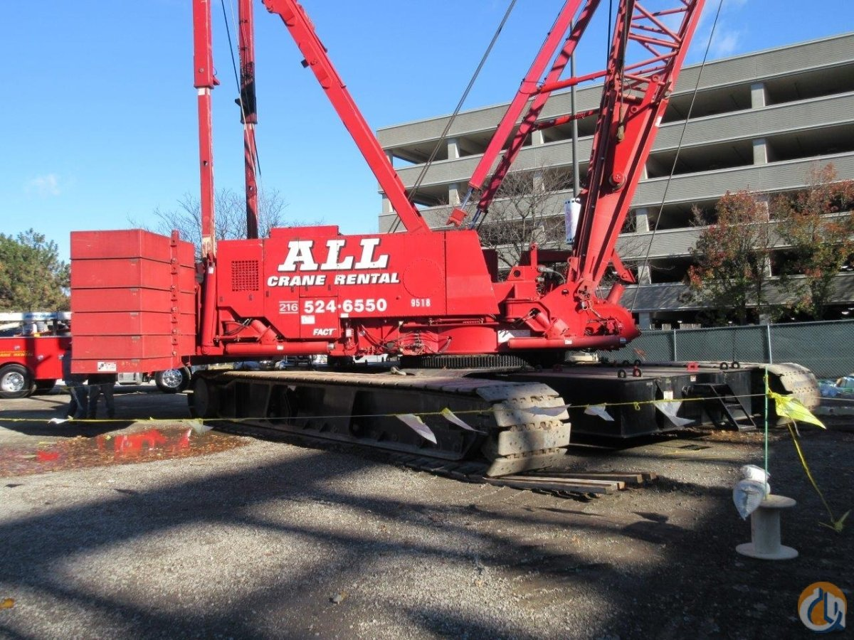 Manitowoc 2250 For Sale Crane for Sale in Chicago Illinois on CraneNetwork.com