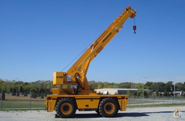 2016 BRODERSON IC-400-3A Crane for Sale on CraneNetwork.com