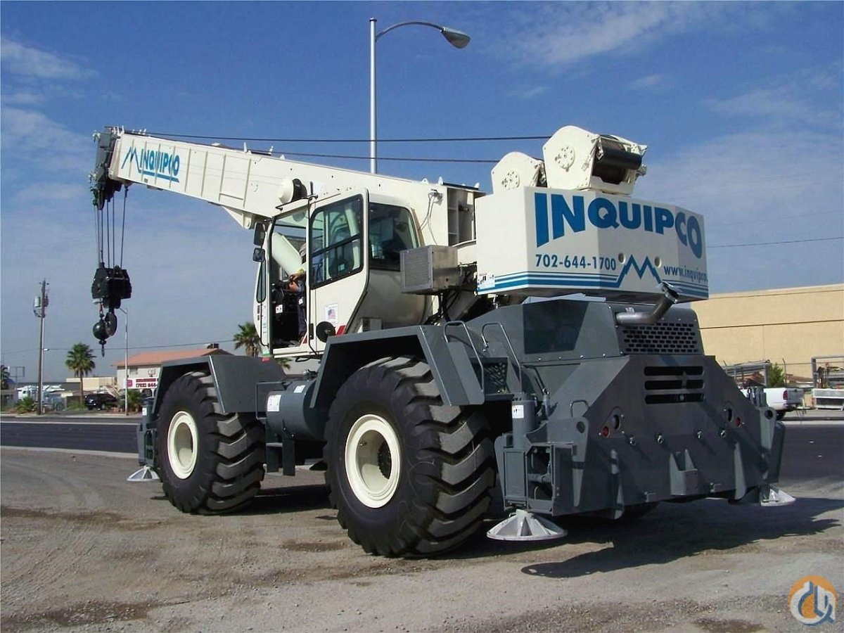 2007 TEREX RT665 Crane for Sale or Rent in Las Vegas Nevada on CraneNetwork.com