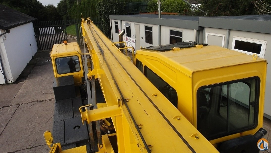 2002 KATO NK250E-V Crane for Sale in Cork County Cork on CraneNetworkcom