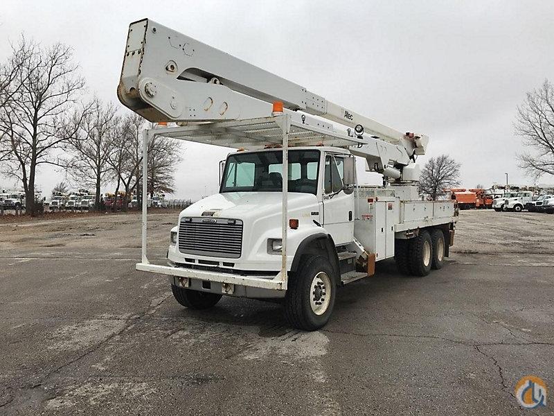 Sold Altec A77T Crane for in Wright City Missouri on CraneNetwork com