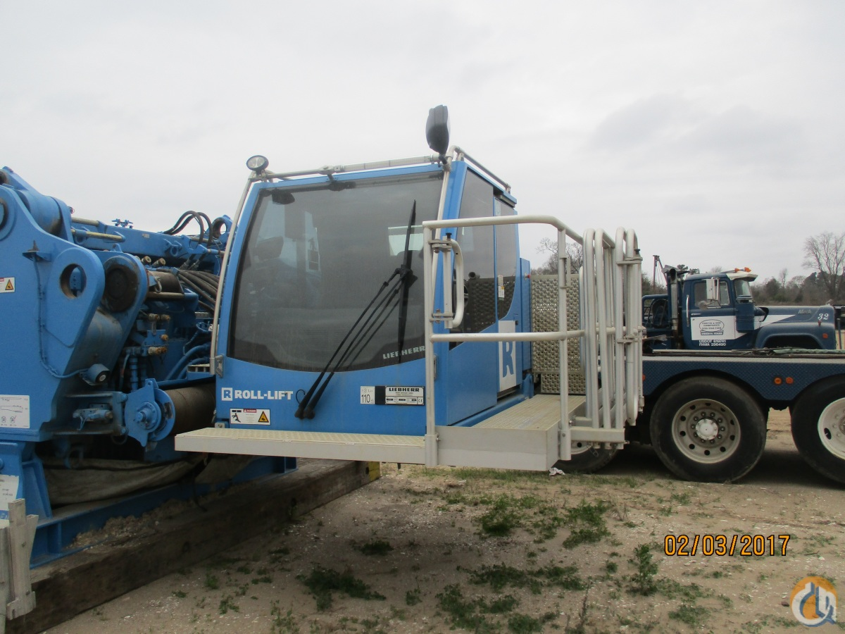 2014 LIEBHERR LR 16002 Crane for Sale in Houston Texas on CraneNetwork.com