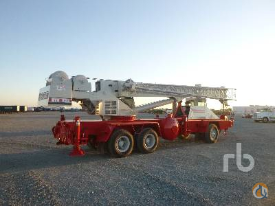 1993 LINK-BELT HTC835 Crane for Sale in Dunnigan California on CraneNetwork.com