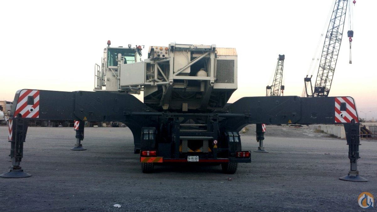 2013 TEREX-Demag AC 500-2 Crane for Sale on CraneNetwork.com