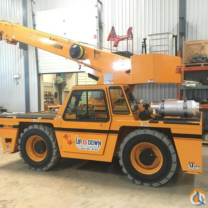 Broderson IC 200 3H Crane for Sale in Ayr Ontario on CraneNetwork.com