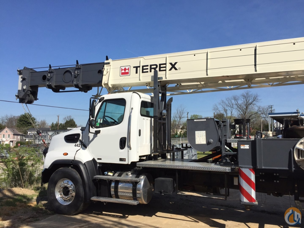 4500 Crossover Crane for Sale in Baltimore Maryland on CraneNetwork.com