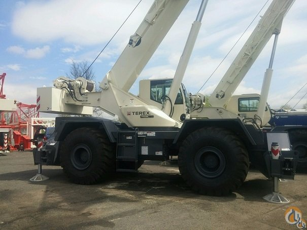 2015 Terex RT780 Export Crane for Sale or Rent in Syracuse New York on CraneNetworkcom
