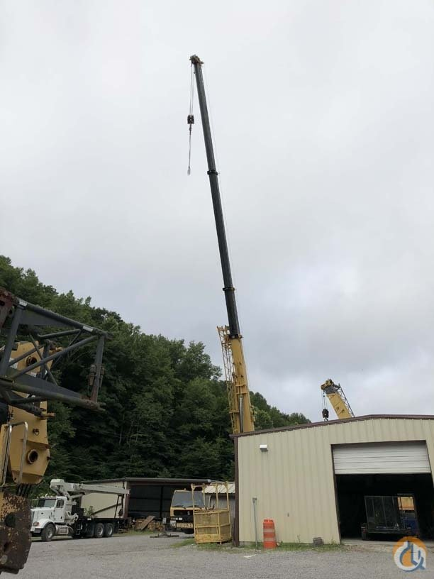 1998 Grove GMK5130 Crane for Sale on CraneNetwork.com