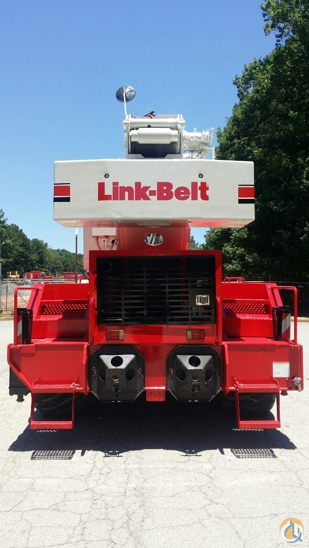Link Belt RTC-8065 SII for sale Crane for Sale in Tampa Florida on CraneNetwork.com