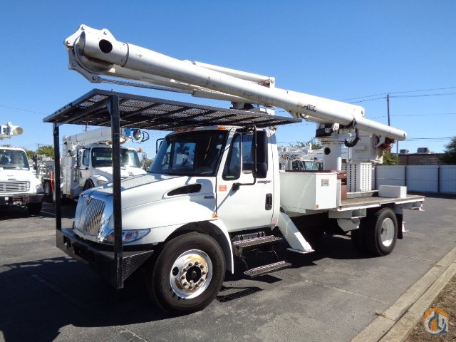2008 Altec LRV55RM Crane for Sale in Birmingham Alabama on CraneNetworkcom