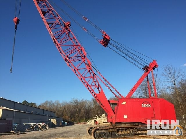 Sold 1973 Manitowoc 4100W-II 230 Ton Lattice-Boom Crawler Crane Crane for  in Birmingham Alabama on CraneNetwork.com