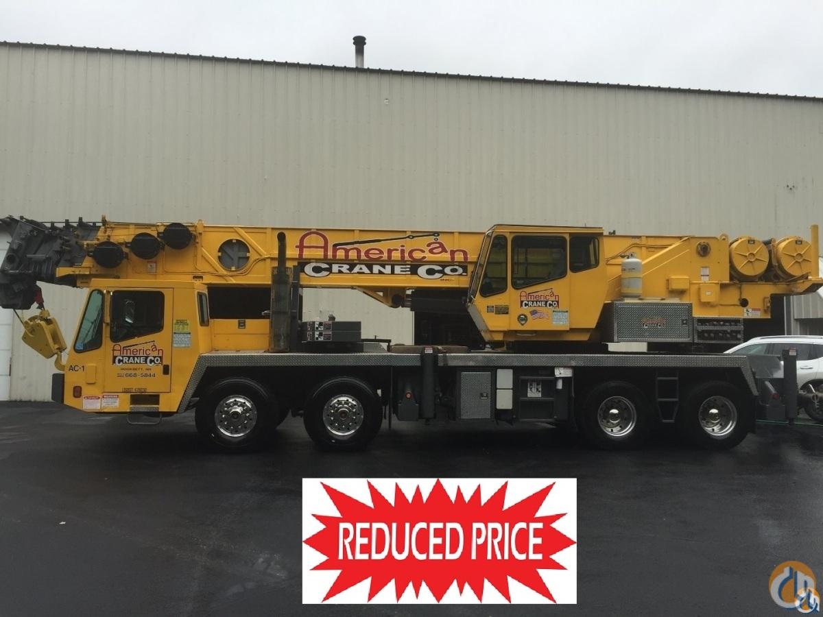 2000 Grove TMS875C Crane for Sale in Hooksett New Hampshire on  CraneNetwork.com