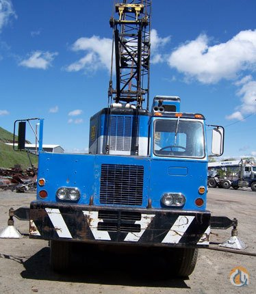 1965 PH 430-TC Crane for Sale in La Grande Oregon on CraneNetwork.com