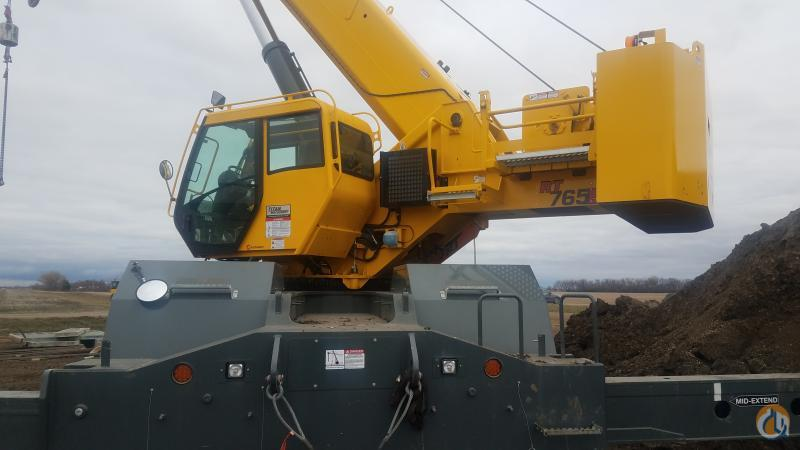 2017 GROVE RT765E-2 Crane for Sale in Fargo North Dakota on CraneNetwork.com