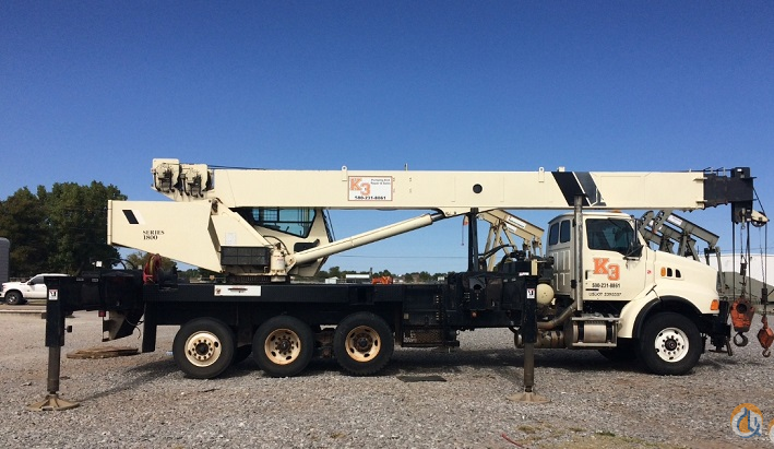 Sold National 40 Ton Crane for  in Enid Oklahoma on CraneNetworkcom