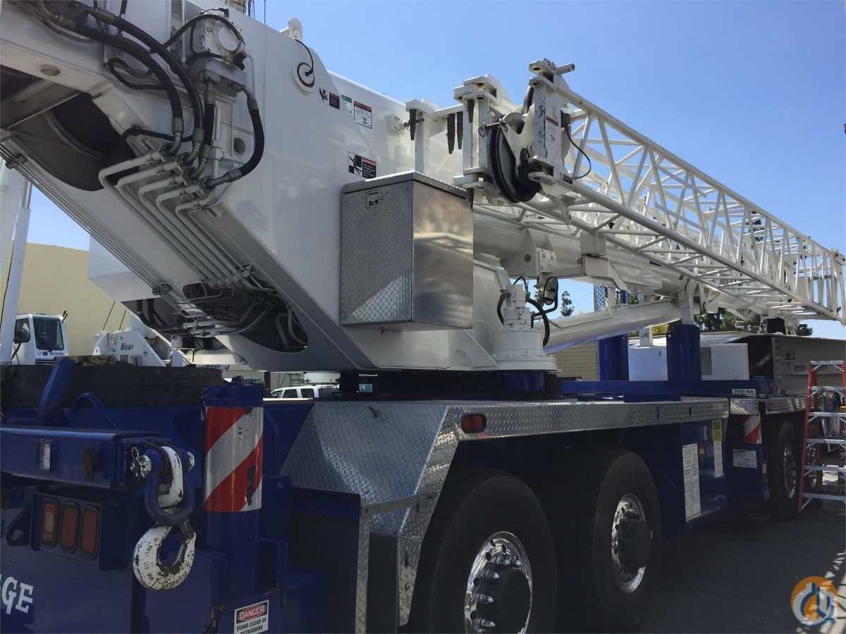 2005 LINK-BELT HTT8690 Crane for Sale in Houston Texas on CraneNetwork.com