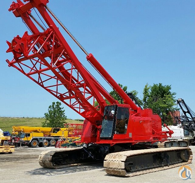 2000 Manitowoc 777S2 Crane for Sale on CraneNetwork.com
