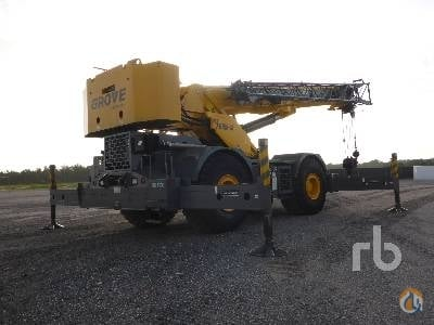Sold 2012 GROVE RT765E-2 Crane for  in Davenport Florida on CraneNetworkcom
