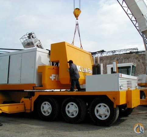 1975 Link-Belt HC258 Lattice Boom Truck Crane for Sale on CraneNetwork.com
