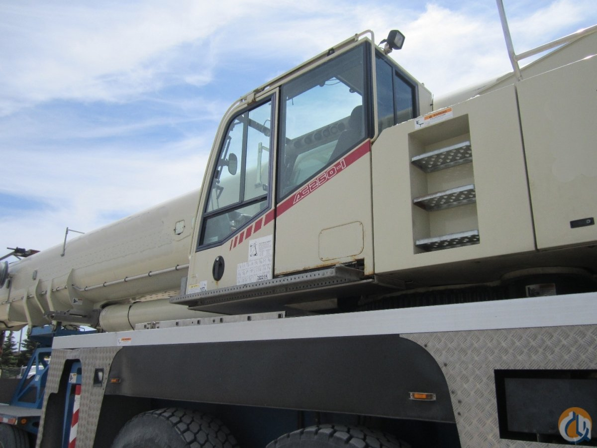 2007 DEMAG AC250-1 Crane for Sale in Oakville Ontario on CraneNetworkcom