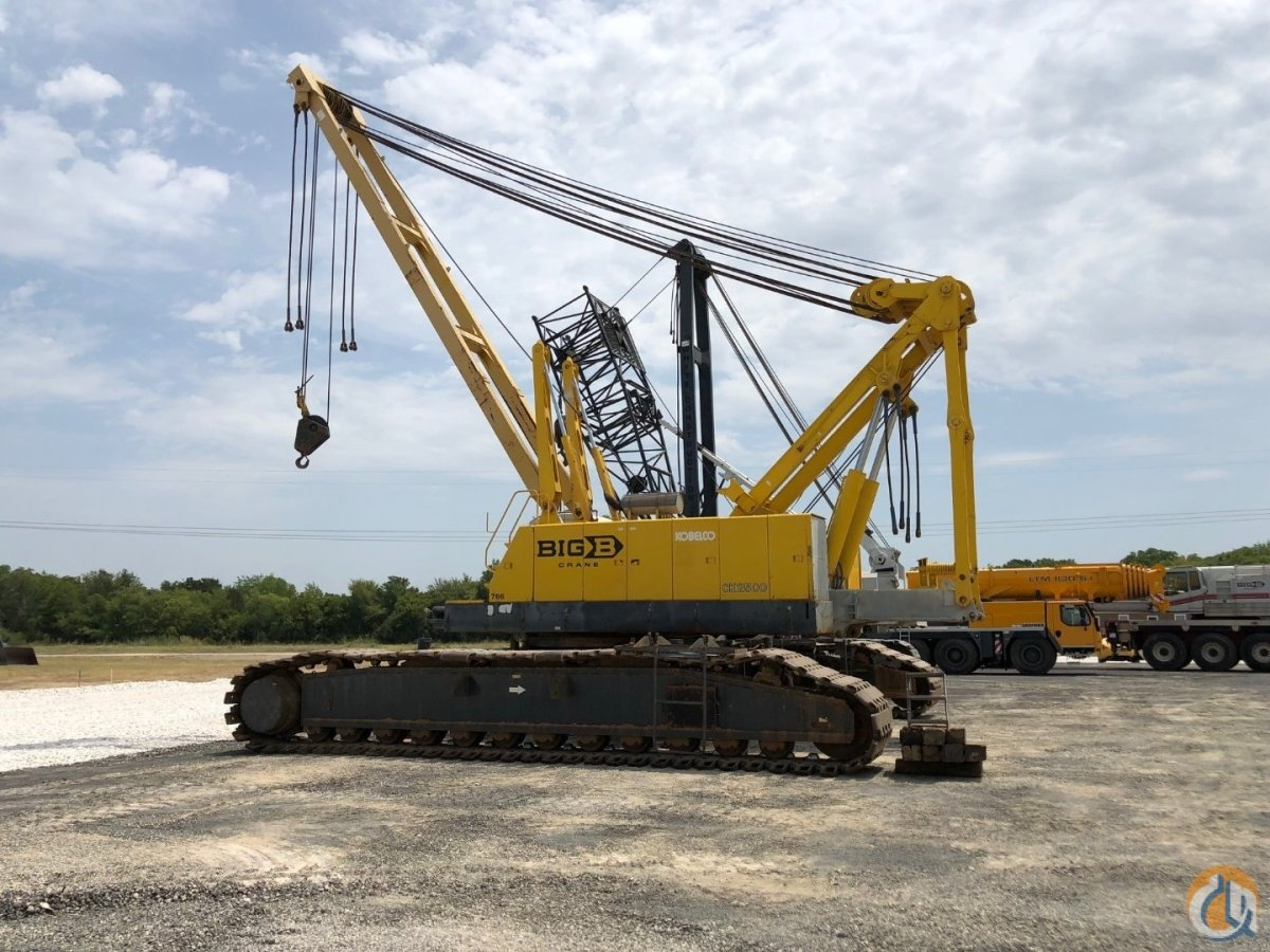 2002 Kobelco CK2500 FOR SALE Crane for Sale or Rent in Burleson Texas on CraneNetwork.com