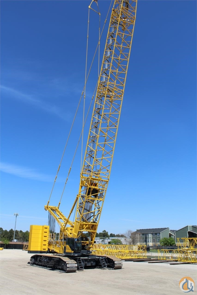 2019 KOBELCO CK3300G-2 Crane for Sale in Bridgewater New Jersey on CraneNetwork.com