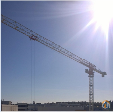 Tower Crane Crane for Sale on CraneNetworkcom