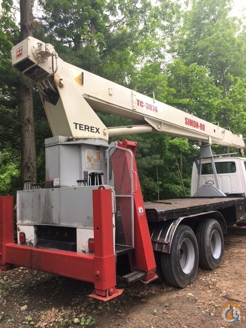 1995 Simon RO Stinger TC-3874 Crane for Sale on CraneNetworkcom