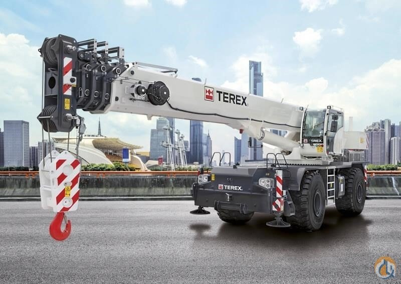 2020 TEREX RT100US Crane for Sale or Rent in Holbrook Massachusetts on CraneNetwork.com