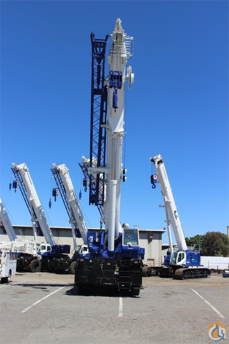 2018 TADANO GR1600XL Crane for Sale or Rent in Sacramento California on CraneNetwork.com
