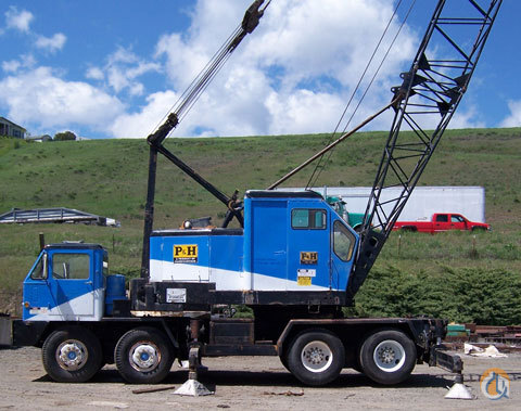 Sold 1965 PH 430-TC Crane for  in La Grande Oregon on CraneNetwork.com