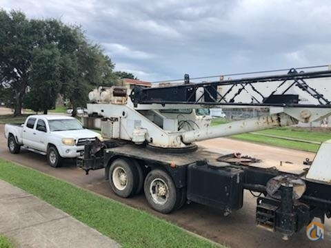 Sold TMS250 Crane for  in Houston Texas on CraneNetwork.com