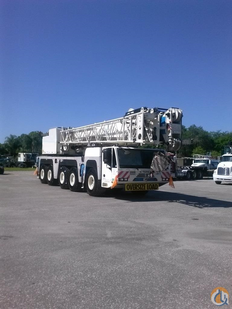 2007 Demag AC 160-2 Crane for Sale on CraneNetworkcom