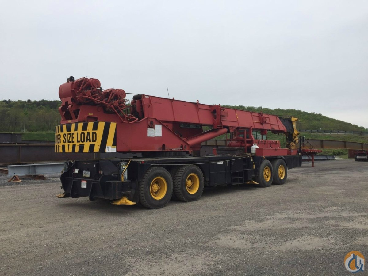 1987 GROVE TMS300B TRUCK CRANE Crane for Sale on CraneNetwork.com
